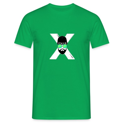 Italo X Official Streetwear - Men's T-Shirt