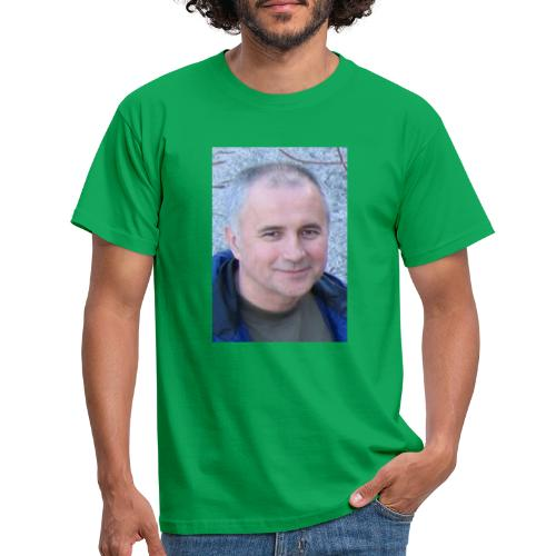 tibor csikos - T-shirt herr