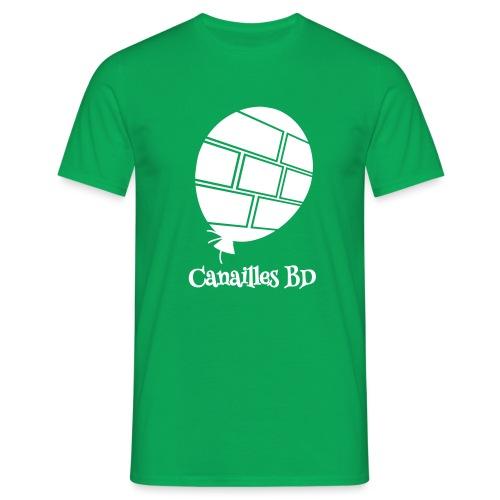Canailles BD - T-shirt Homme