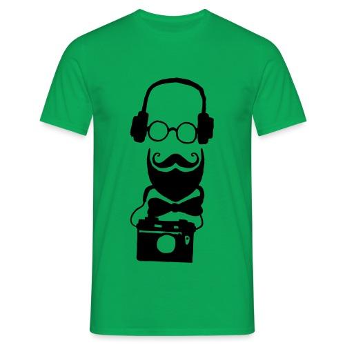 Hippster - Männer T-Shirt