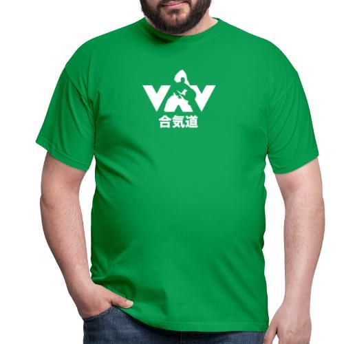 Aikido - Mannen T-shirt