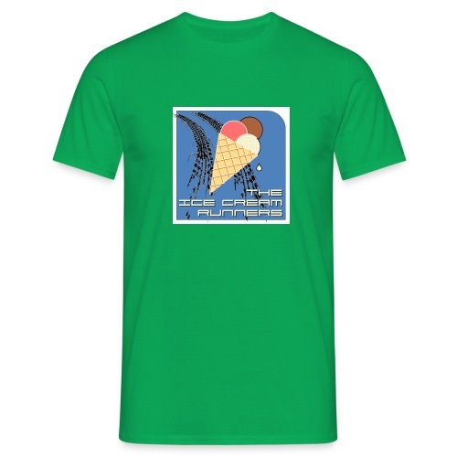 Ice Cream Runners 22 - T-shirt herr