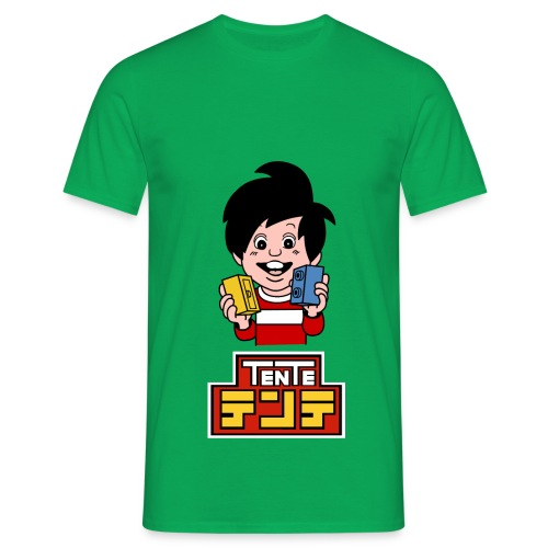 Nen_japones_spreadshirt - Camiseta hombre