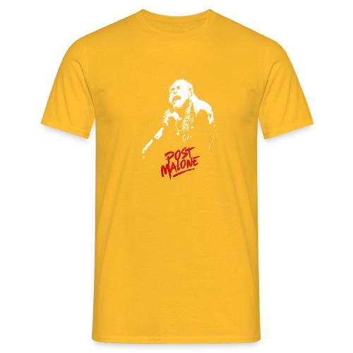 Malone Leave Me - Miesten t-paita