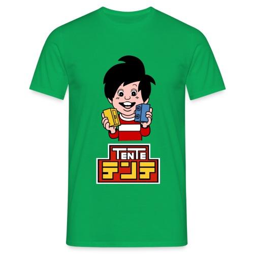 TENTE Japonés (Nomura) - Camiseta hombre
