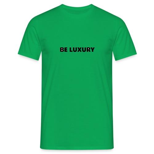 LUXURY - Mannen T-shirt