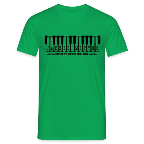 Jackie Mittoo | Reggae's keyboard king - Camiseta hombre