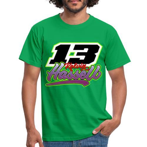 13 Kelvin Hassell 2021 name & number - Men's T-Shirt