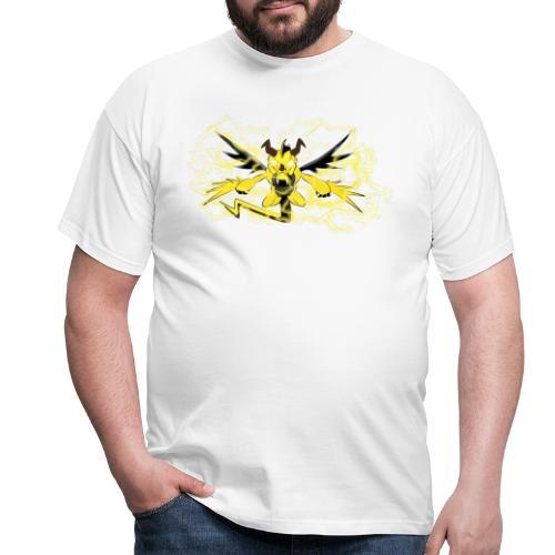 Fulgur il drago elettrizzante - Maglietta da uomo
