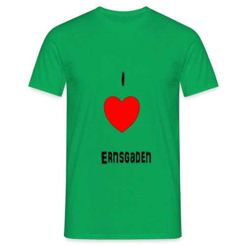 love ernsgaden - Männer T-Shirt