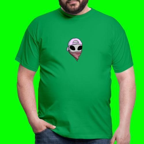 gangsta alien logo - Maglietta da uomo