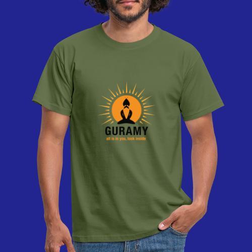 final nero con scritta - Men's T-Shirt