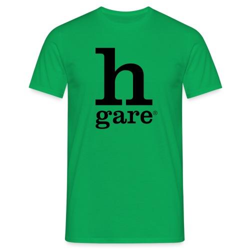 HGARE LOGO - Maglietta da uomo