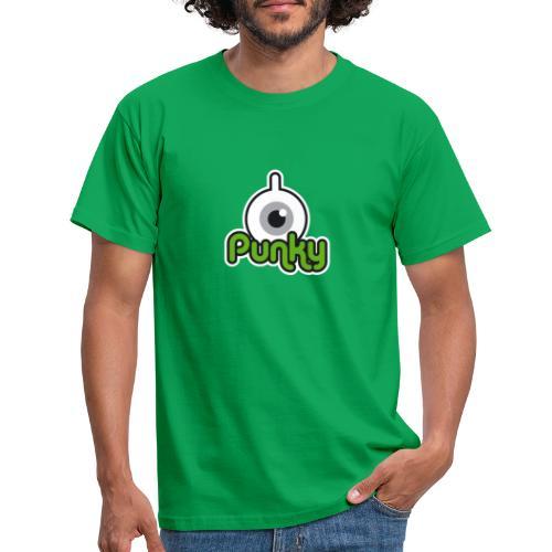 Punky Label (Color) - T-shirt Homme