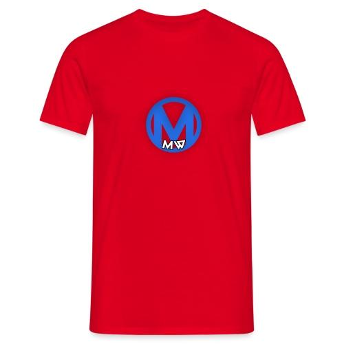 MWVIDEOS KLEDING - Mannen T-shirt