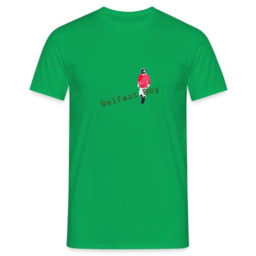 BelBoy1 png - Men's T-Shirt
