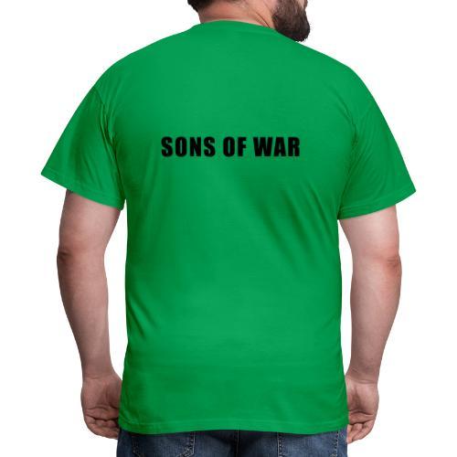 Tekst - Herre-T-shirt