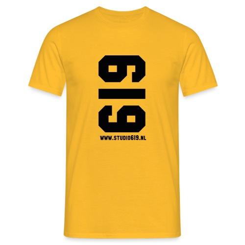 619 American Apparel - Mannen T-shirt