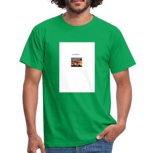 Das goldene OeL - Männer T-Shirt