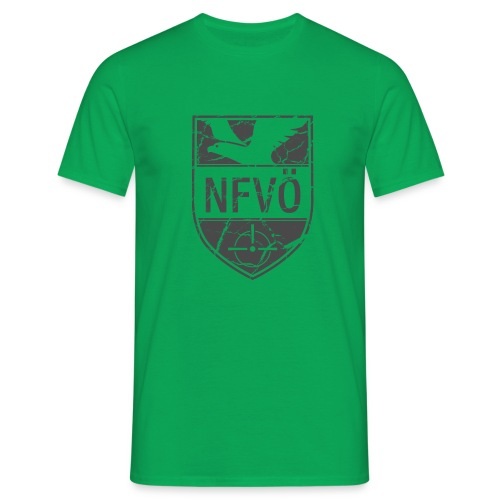 NFVO Patch-Like - Männer T-Shirt