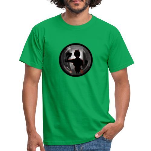 AZAFATA DEL MALETIN ROJO - Camiseta hombre