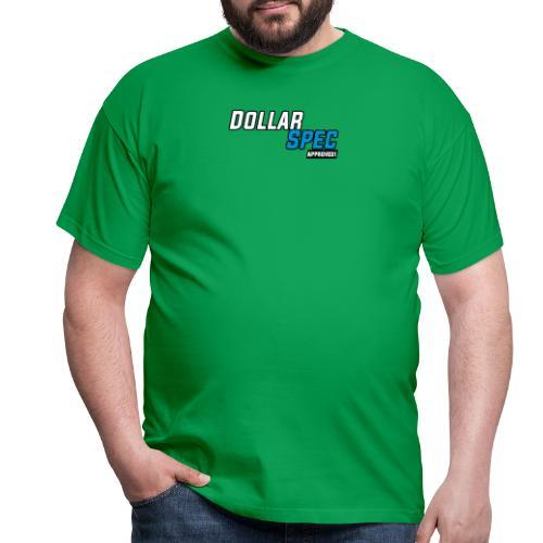 DollarSpec Logo 2020 Approve - T-skjorte for menn
