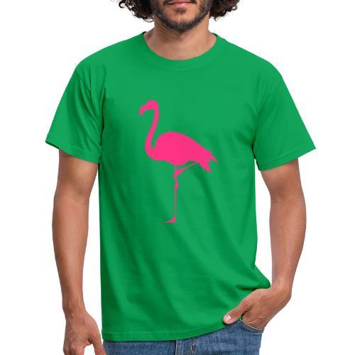 Freaking Flamingo - T-shirt herr