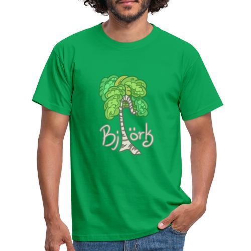 björk - T-shirt herr