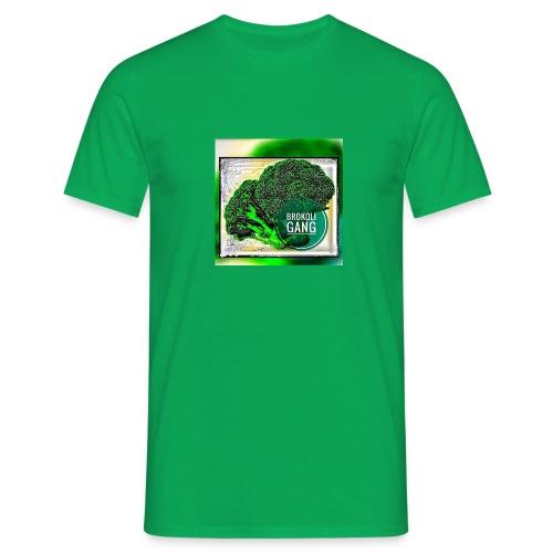 Brokkolie Gang Shop - Männer T-Shirt