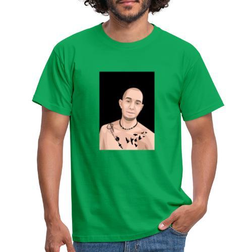Justin Ahlberg Art - T-shirt herr