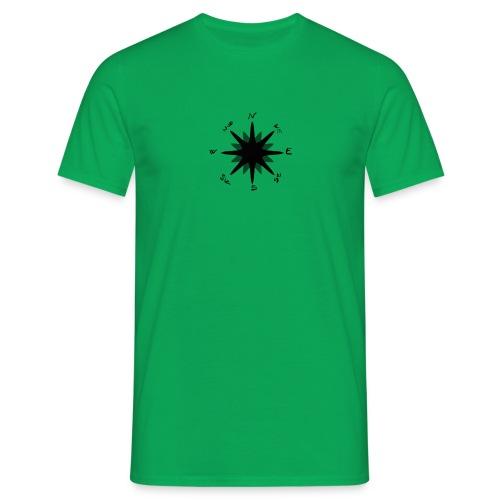 Compass bussola - Maglietta da uomo