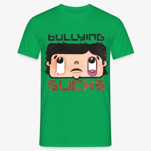 Bullying sucks - Miesten t-paita
