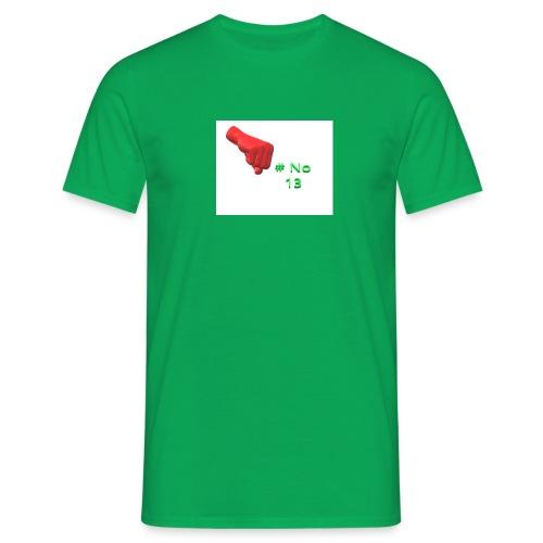 # NO 13 - Männer T-Shirt