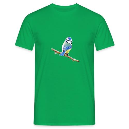 BlueTit - Mannen T-shirt