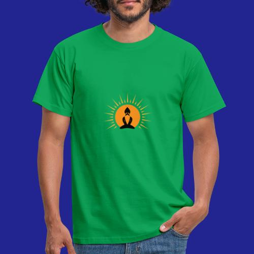 Guramylyfe logo no text black - Men's T-Shirt