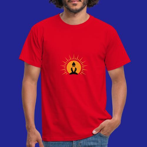 Guramylife logo black - Men's T-Shirt