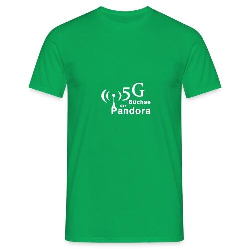 5G Büchse der Pandora - Männer T-Shirt