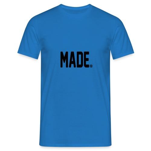 madesc - T-shirt herr