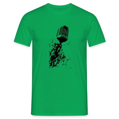 dirtymic - Mannen T-shirt