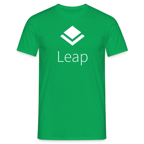 leap - Men's T-Shirt