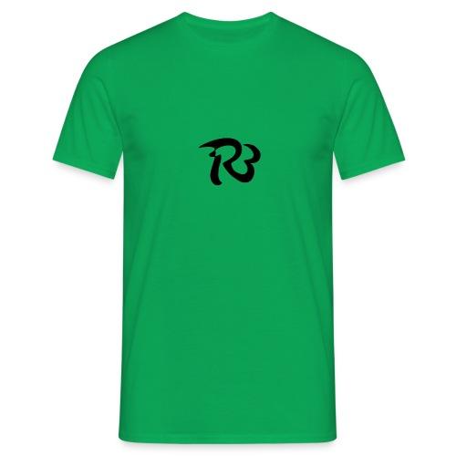R3 MILITIA LOGO - Men's T-Shirt