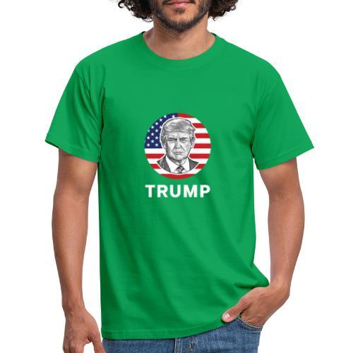 Donald trump - Männer T-Shirt