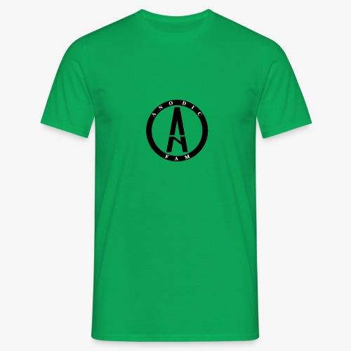 Anodic LOgo png - Camiseta hombre