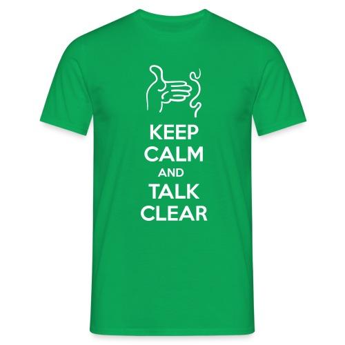 KEEP-CALM - Camiseta hombre