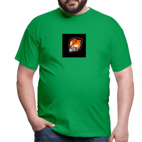 Serecchia Wolf - Maglietta da uomo