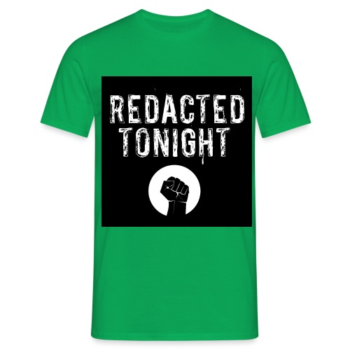 Redacted Tonight Tee. - Men's T-Shirt