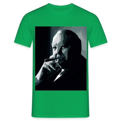 Ludwig Erhard - Männer T-Shirt