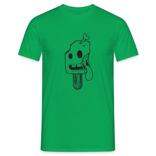 Zombie Ice Cream - Maglietta da uomo