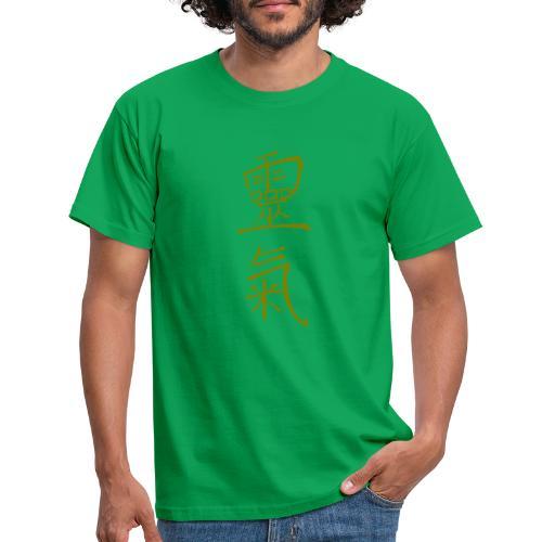 kanji Reiki inforeiki - Maglietta da uomo