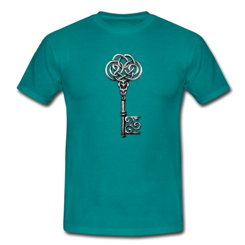 CHAVE-celtic-key-png - Camiseta hombre